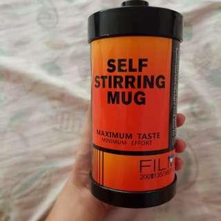 Self stirring mug battery operated #MoveOn