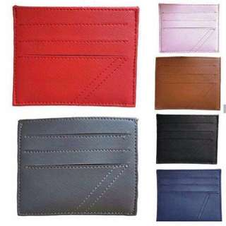 #CNY2018 Premium Saffiano Card Holder Leather