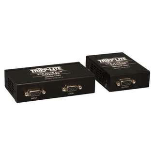 VGA with Audio extender over CAT5e or CAT6 | Tripp lite