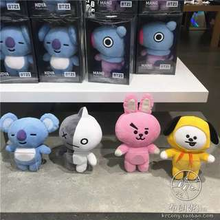 READY STOCK BT21 cushion