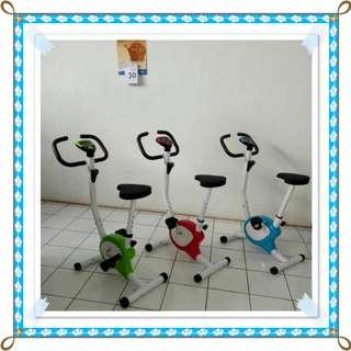 Exercise Bike Sepeda Belt Fitnes Tl8215 Murah