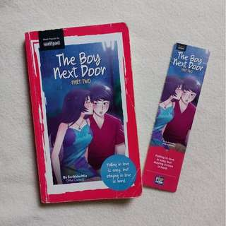 Wattpad: The Boy Next Door (Part 2)