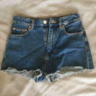 Monki denim Shorts