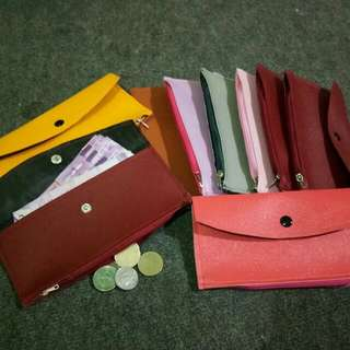 WOMEN'S THIN WALLETS (2in1)