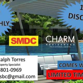 CHARM RESIDENCES BY SMDC