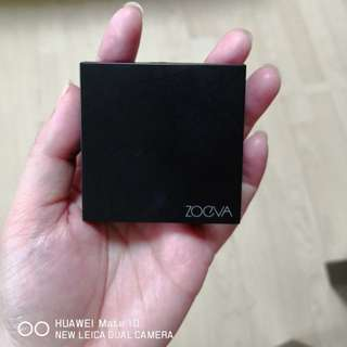 Zoeva Luxe Color Blush in He Loves Me