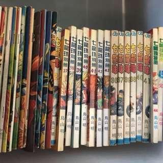 Dragonball Z comics