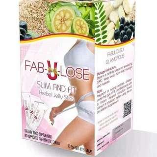Fab U lose dietary
