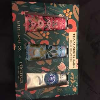 Loccitane - Hand Cream 盒裝 3x30 ml