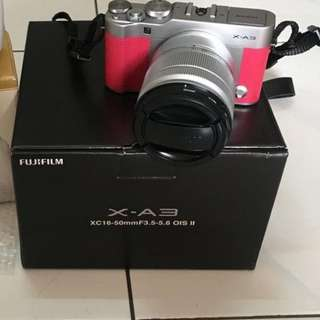 FujiFilmX-A3