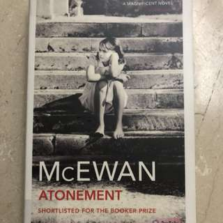(Used) Atonement by Ian McEwan