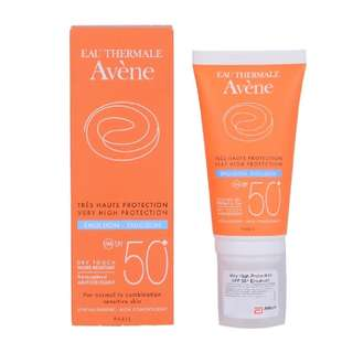 Avene Very High Protection Emulsion SPF 50 sunscreen