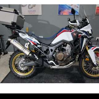 Africa twin / Crf1000 Jan'17 for sale