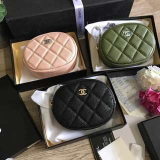 Chanel​ coins  bag