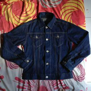 Jaket Denim Ring Bell