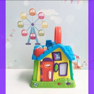 🎁🎀💖💖🎁🎀  LeapFrog My Discovery House🎁🎀💖💖🎁🎀