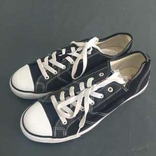 Lee Cooper Black Sneakers