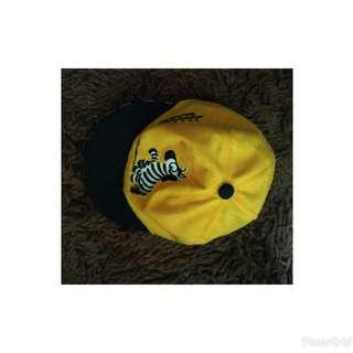 Topi snapback bayi