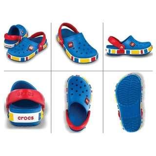 CROCS LEGO KIDS