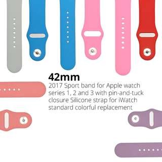 Apple iwatch Sport band 42mm