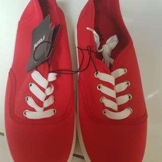 Sepatu Rubi (Red)