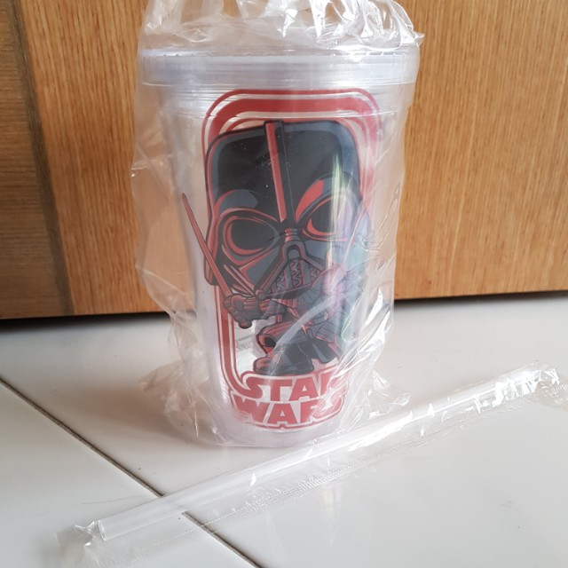 ($12) Star Wars cup