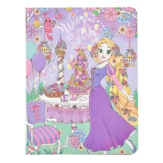 JAPAN DISNEYSTORE, JAPAN IMPORTED: A5 Memo/Sticky Note pad : Princess Party A5 Memo Pad