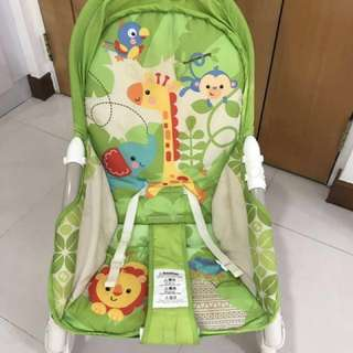 Fisher price - newborn to toddler rocker