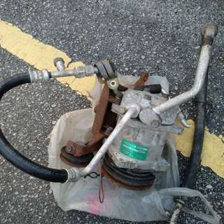 Compressor wira