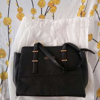 Secosana Black Bag
