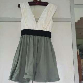Petit Monde Short Dress