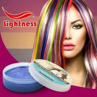 washable hair wax