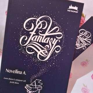 [PRELOVED] Fantasy -- Novellina A.