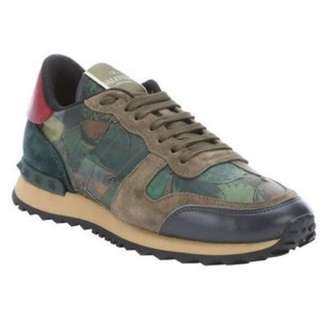 VALENTINO SNEAKERS BUTERFLY IY0S0723TNF (Limited colours) D79 size 44 (US9) made in Italy
