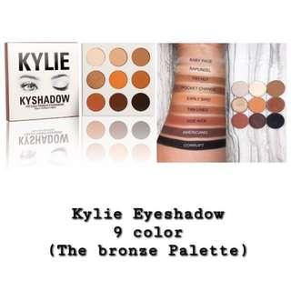 Kylie Eyeshadow 9Color