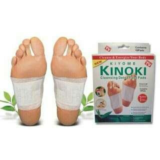 Kinoki detox cleansing pads