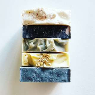 The All BLEND Everyday Gift Set - natural handmade soaps