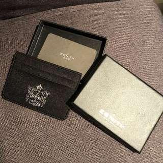 Zenith card holder