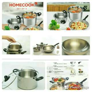 Homecook set of 4