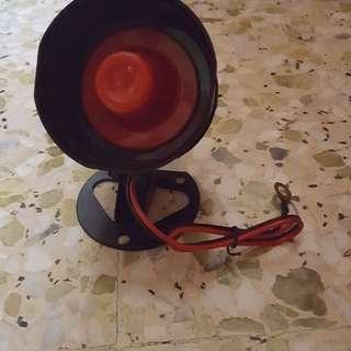 Brand New 12v Car Horn & Theft  Sensor
