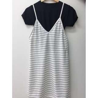 Jukaykay  Dress + Inner Shirt