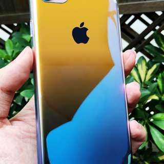 NEW ULTRA THIN HIGH QUALITY GRADIENT COLOR HARD CASE