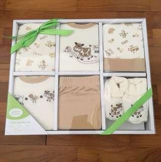 BNIB Baby Gift Set (6 pieces)