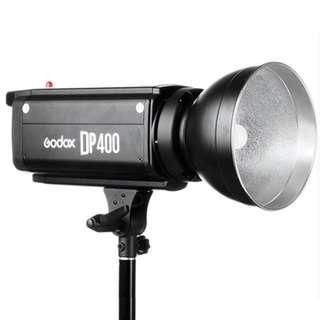 Godox Dp400 strobe light ( For Rent)