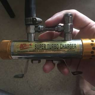 Khaos Super Turbo Charger