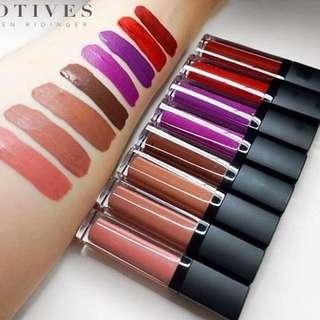 Maven Mattes - Motives Cosmetics