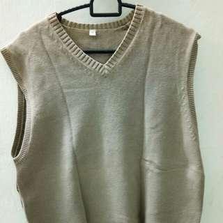 Sleeveless  Wool