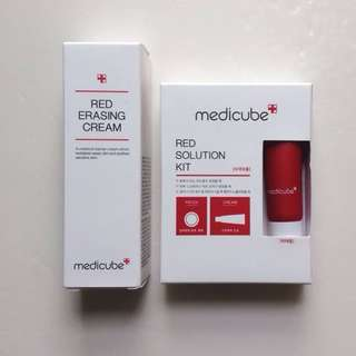 Medicube Red Series products