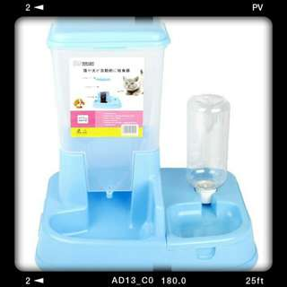 Auto Pet Food Water Feeder