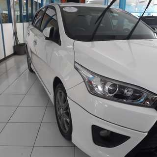 Yaris S TRD Matic 2014